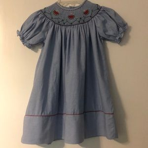 Infant Dress, size 24M, by Carriage Boutiques